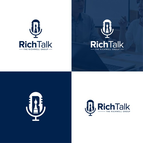 RichTalk Logo for The Richwell Group