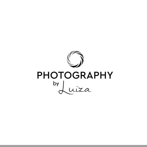 Logo design for a photographer