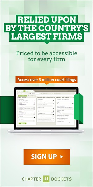 Create Online Ads for a Legal & Financial Research Product