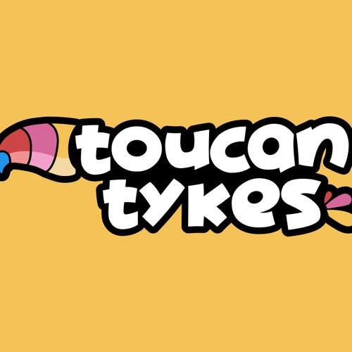 Playful Logo for Childrens' Toys