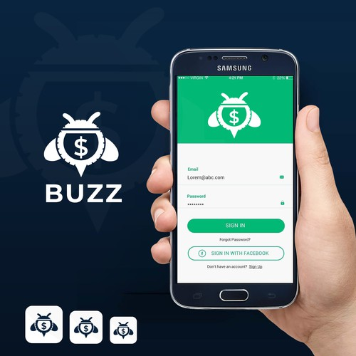 Buzz vehicle appraisal app with Bee
