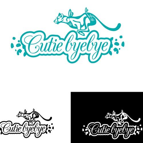 Logo Concept for Animal-Friendly Swimwear Company