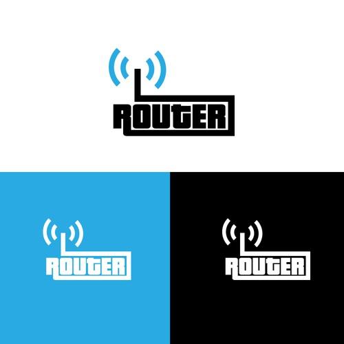 Router logo