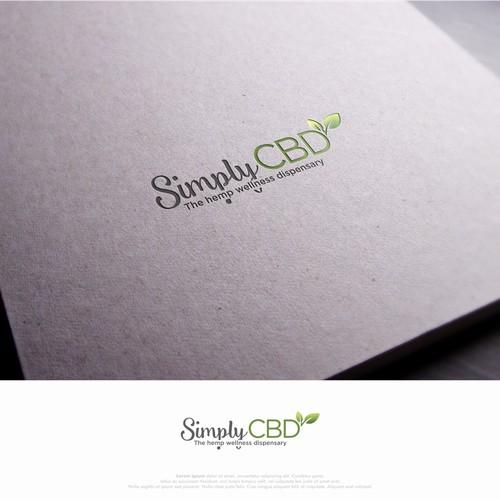 CBD minimalist logo