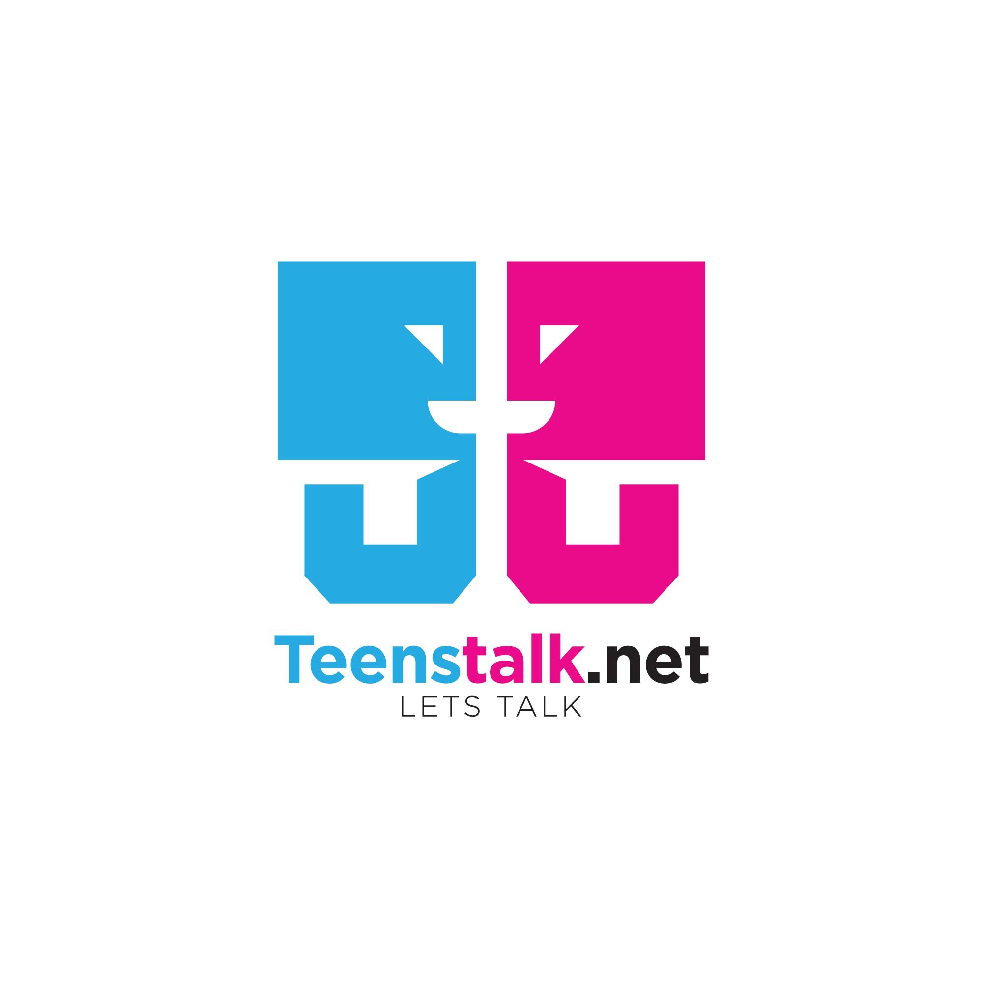 the teenstalk logo contest
