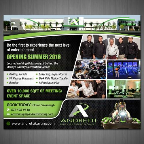 Orlando tour and travel ad