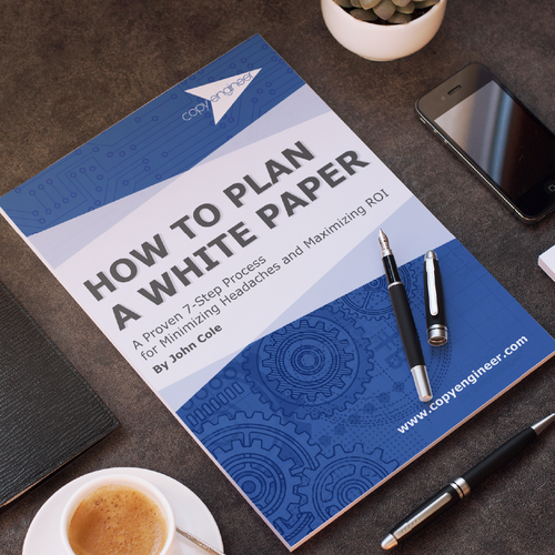 CopyEngineer's white paper beautiful and reader-friendly