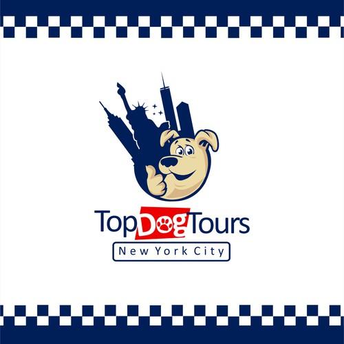 Logotype Pet tour
