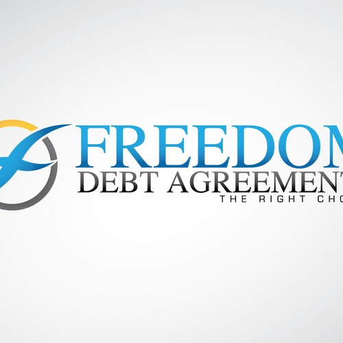 New logo wanted for Freedom Debt Agreements
