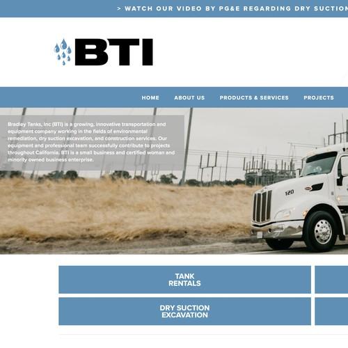 BTI Environmental Website