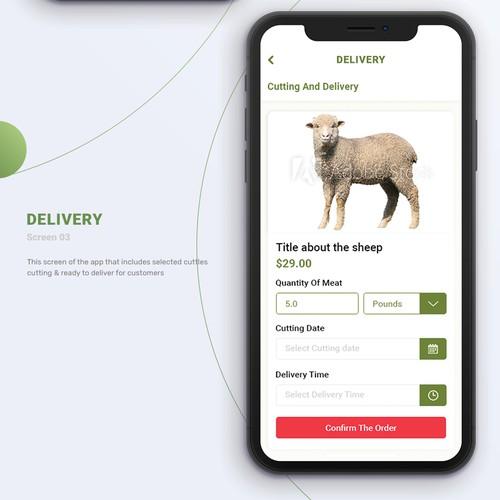 Butchery App Design