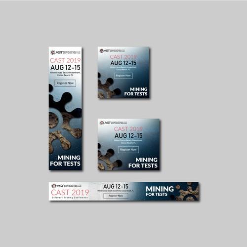 Banner Design Concept for AST.
