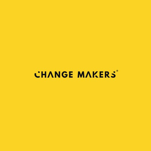 Logo concept for Change Makers