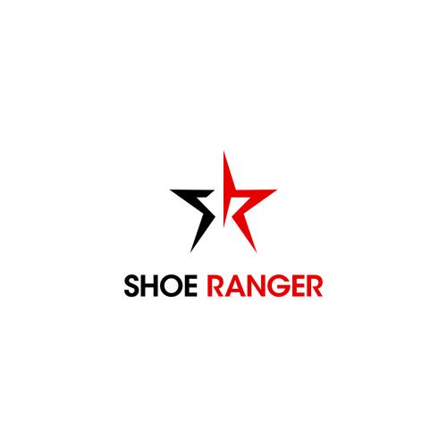 Create logo for running shoe recommendation site ShoeRanger.com (underconstruction).