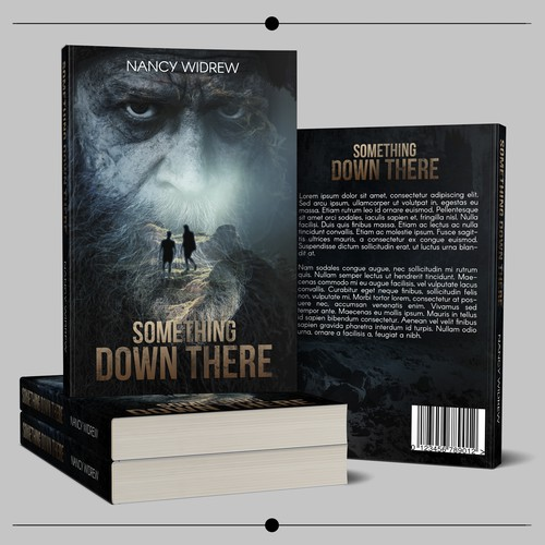 Book Cover: Something Down There