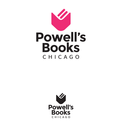 Create a logo for an established used bookstore