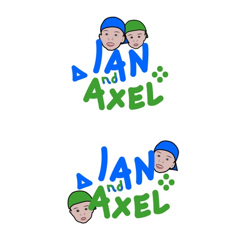 Ian and Axel Youtube Channel and Brand