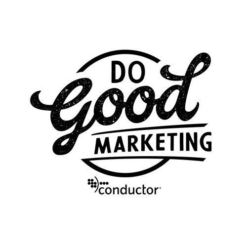 DO GOOD MARKETING T-Shirt Design