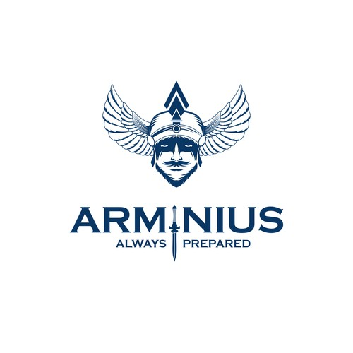 Logo concept for Arminius