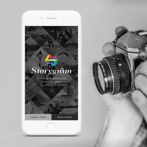 Storygram app