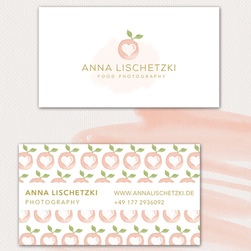 photography logo for anna