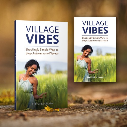 Village Vibes Book Cover