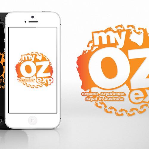Modern Logo for OZ
