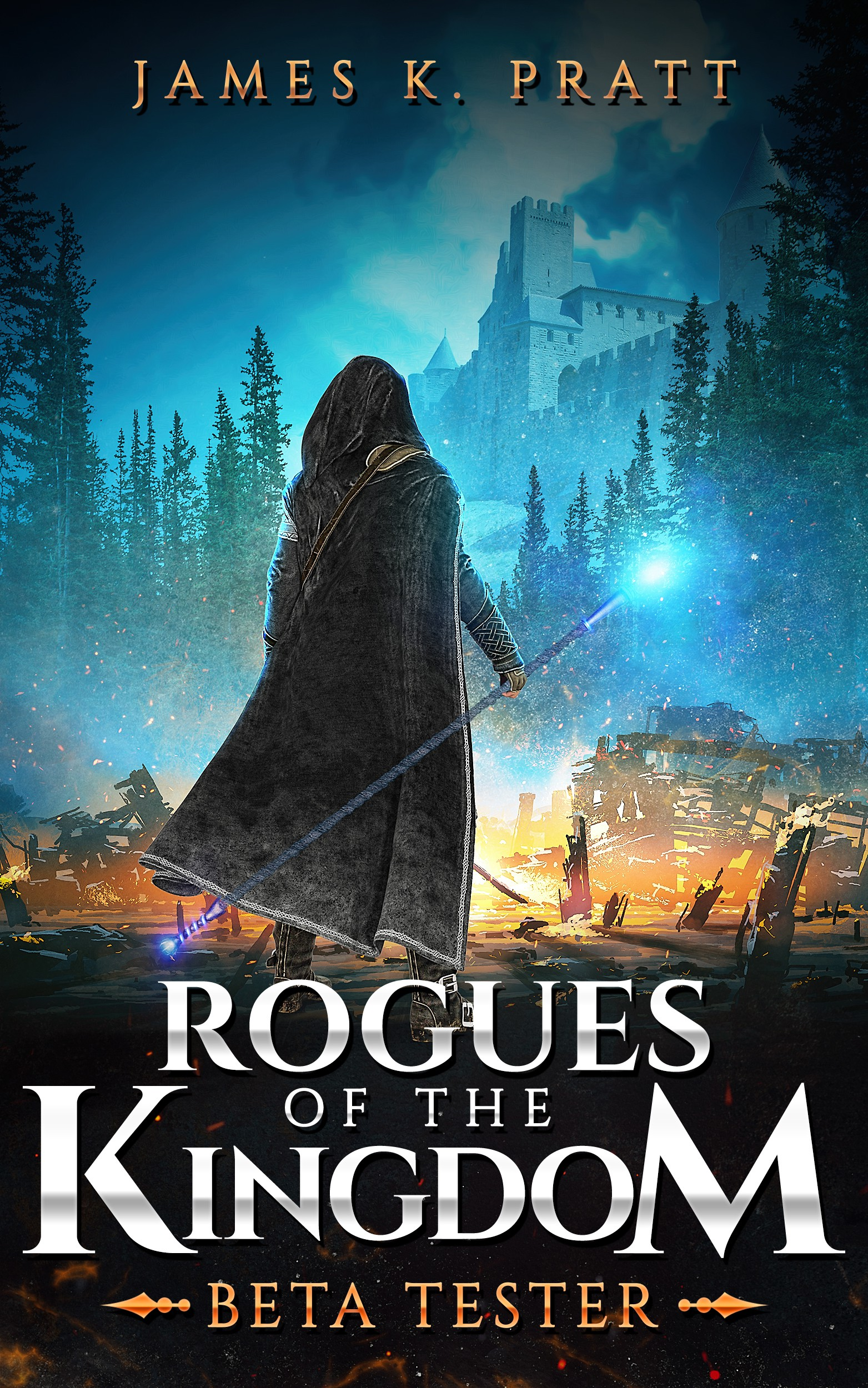 Lit-RPG book needs cover