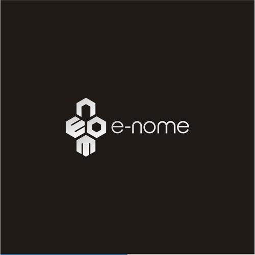 Logo Design for e-nome