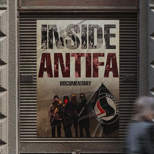 Antifa Poster Documentary Movie