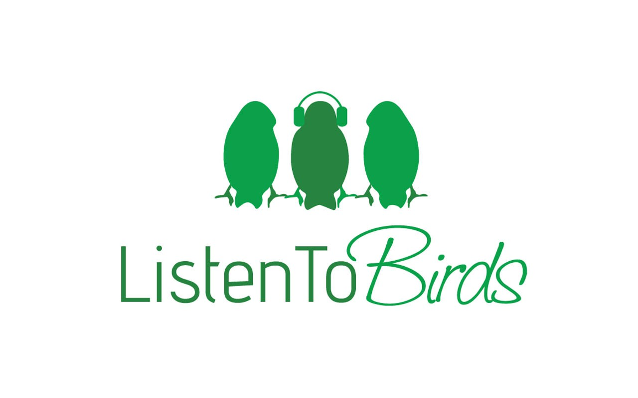 Help ListenToBirds with a new logo