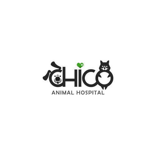 Logo for Animal Hospita
