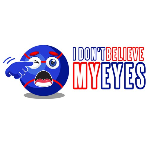 I Don't Believe My Eyes Logo