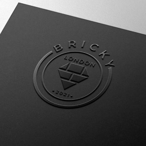 Bricky London Logo Design