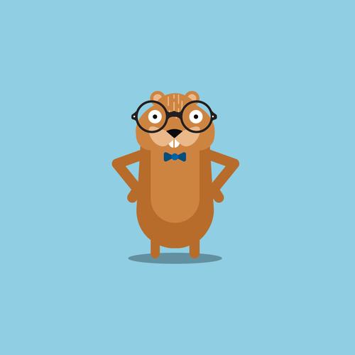 Gopher Mascot