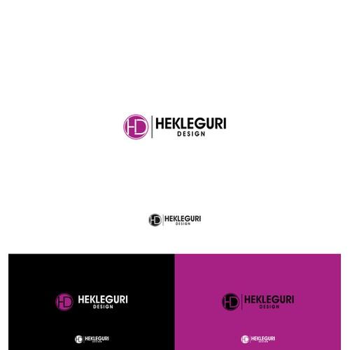 Logo desugn for HEKLEGURI