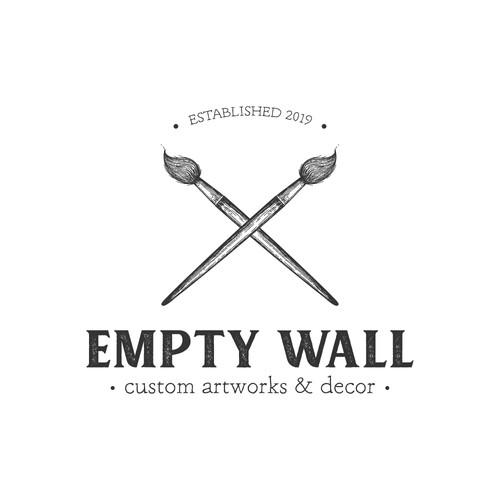 Hand-drawn Illustration Logo