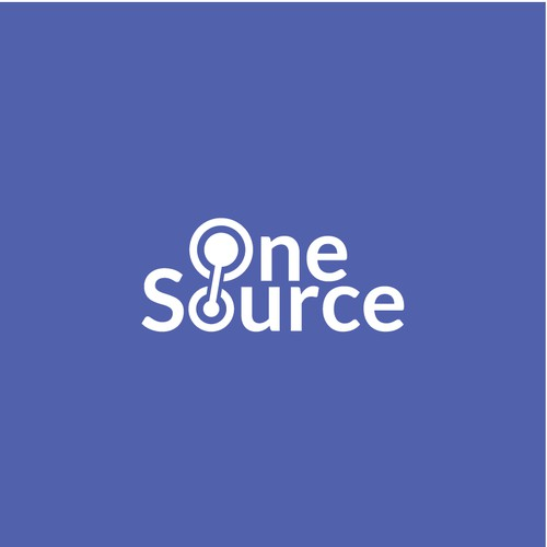 Creative logo for OneSource