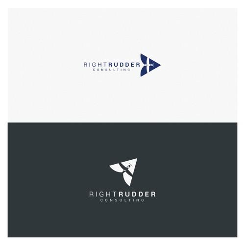 Logo design for a digital aviation marketing company