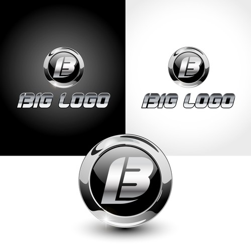 Create the next logo for BIG LOGO