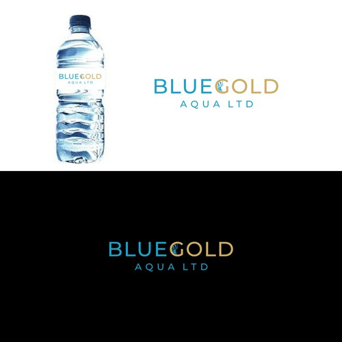 logo for a water company
