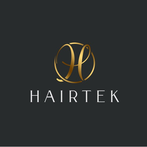 LOGO CONCEPT FOR HAIRTEK