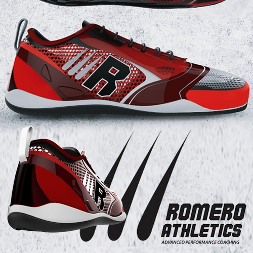 Prototype of the future of athletic footwear