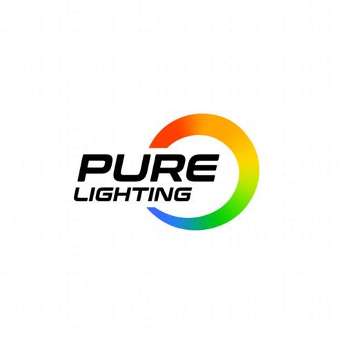 Logo and Brand Elements for Lighting Design Dealer