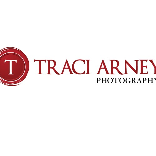 Fine Art Wedding Photographer seeks dramatic logo