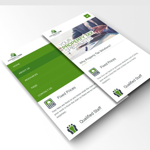 Website - Mainly for Mobile Usage
