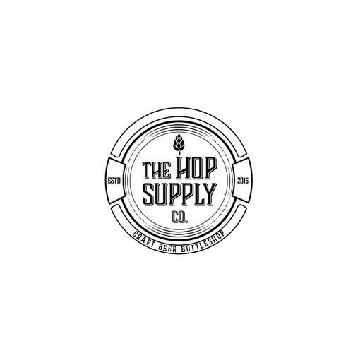 Logo for Beer shop.