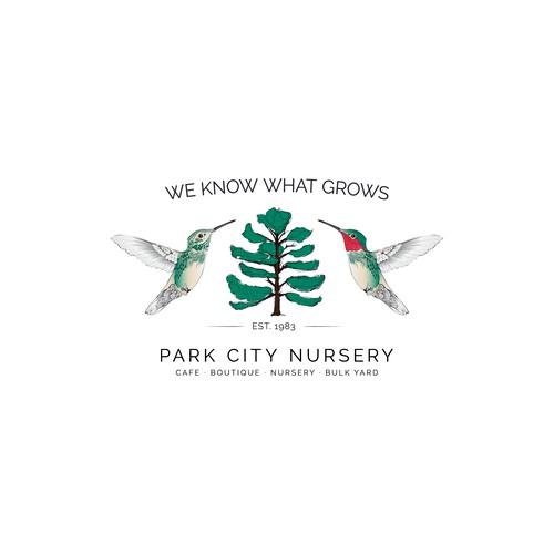 Logo Concept for Nursery