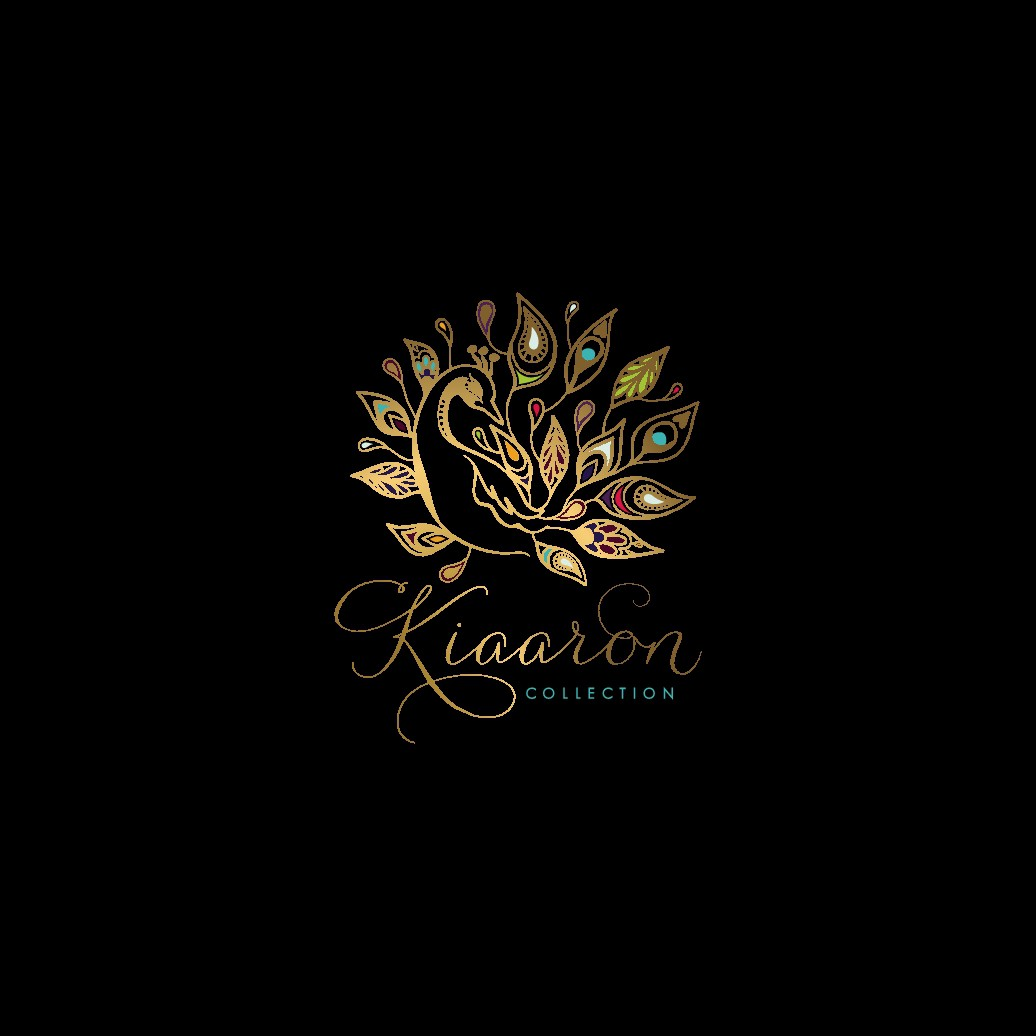Design a outstanding logo for 'Kiaaron Collection'