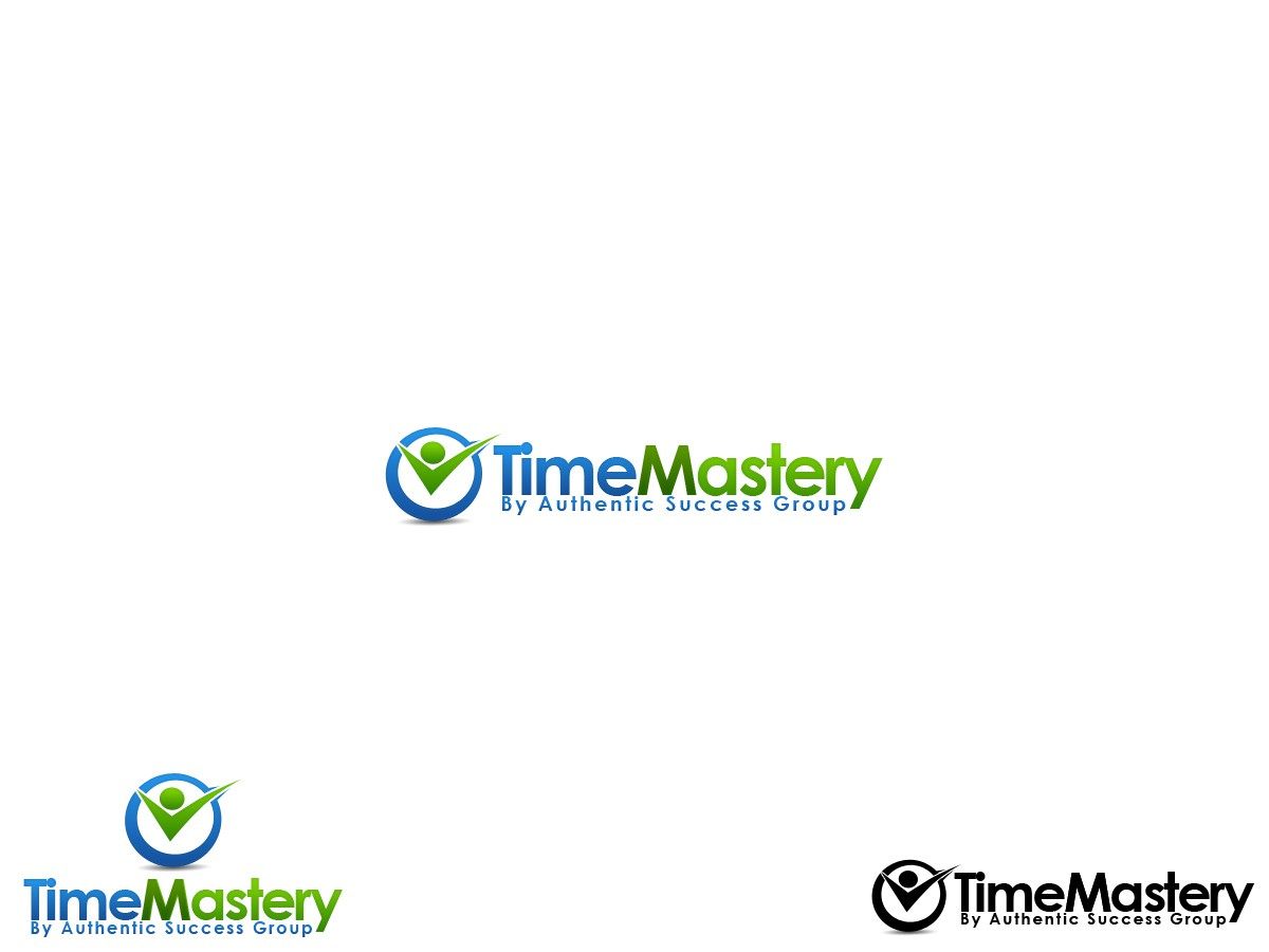 Time Mastery  needs a new logo